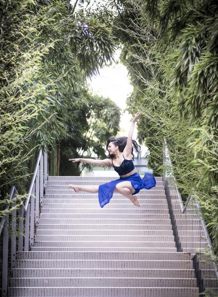 Why Step When You Can Jump! - Tessa Tamura