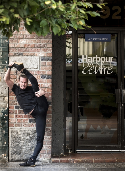 Dance in Vancity Series - Photography by Tallulah Photo