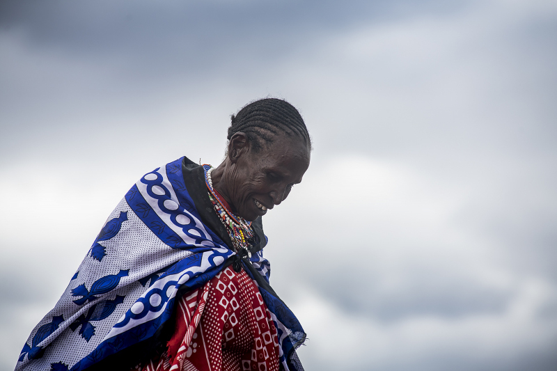 Anne Kola.... She used to circumcise girls. She now denounces FGM and has vowed never again to put another girl through it. She warns everyone not to seek her services even- in secret -as she is finished with giving such services.