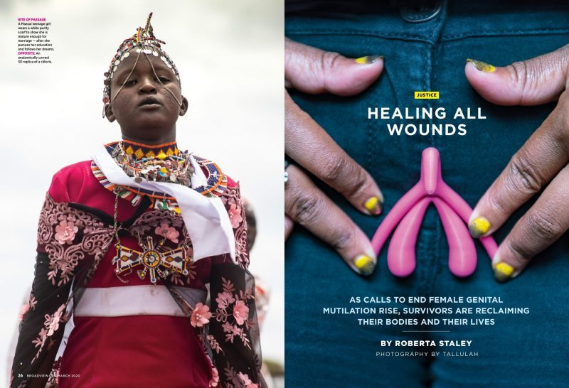 Broadview: Cover story on Female Genital Mutilation (FGM), Kenya